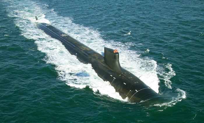 세계 최고의 공격원잠 시울프급 잠수함