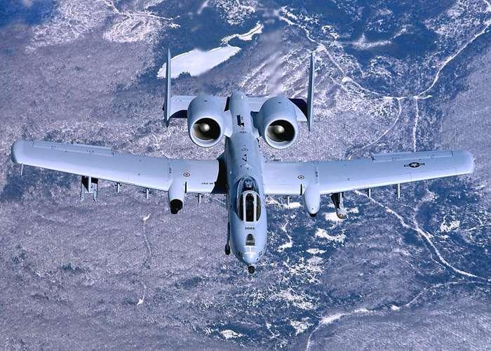 A-10 선더볼트 II
