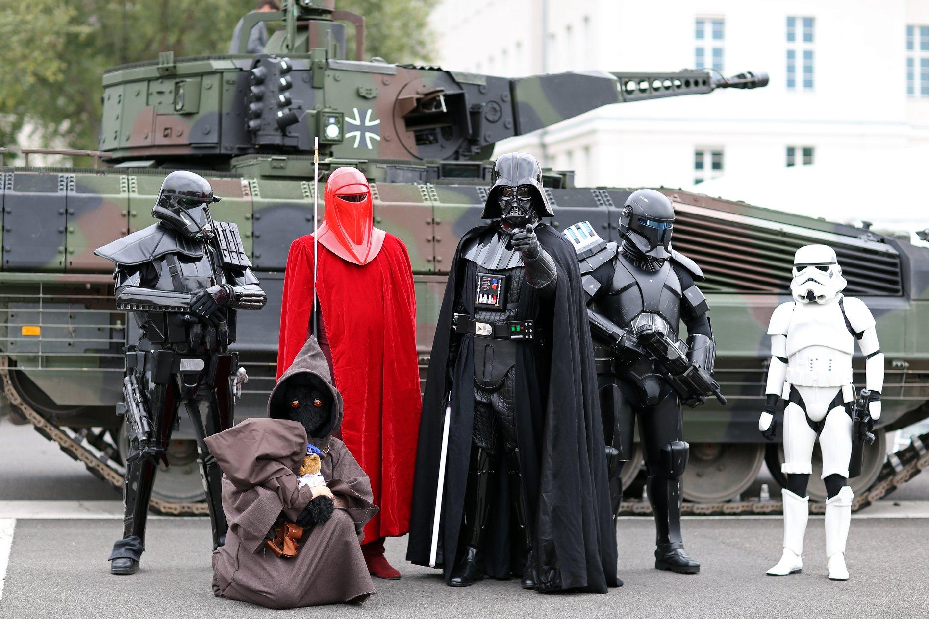 독일 연방정부의 날 행사