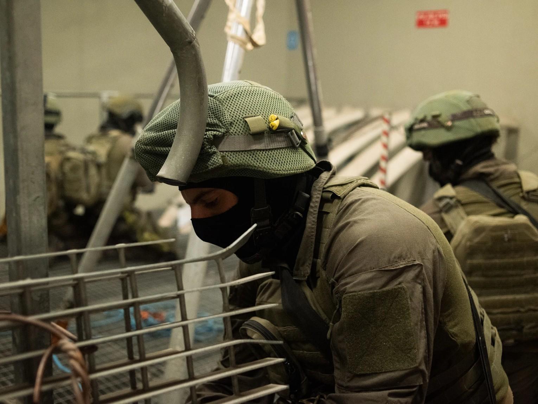 이스라엘군 야할롬Yahalom(다이아몬드/ 특수전투공병...