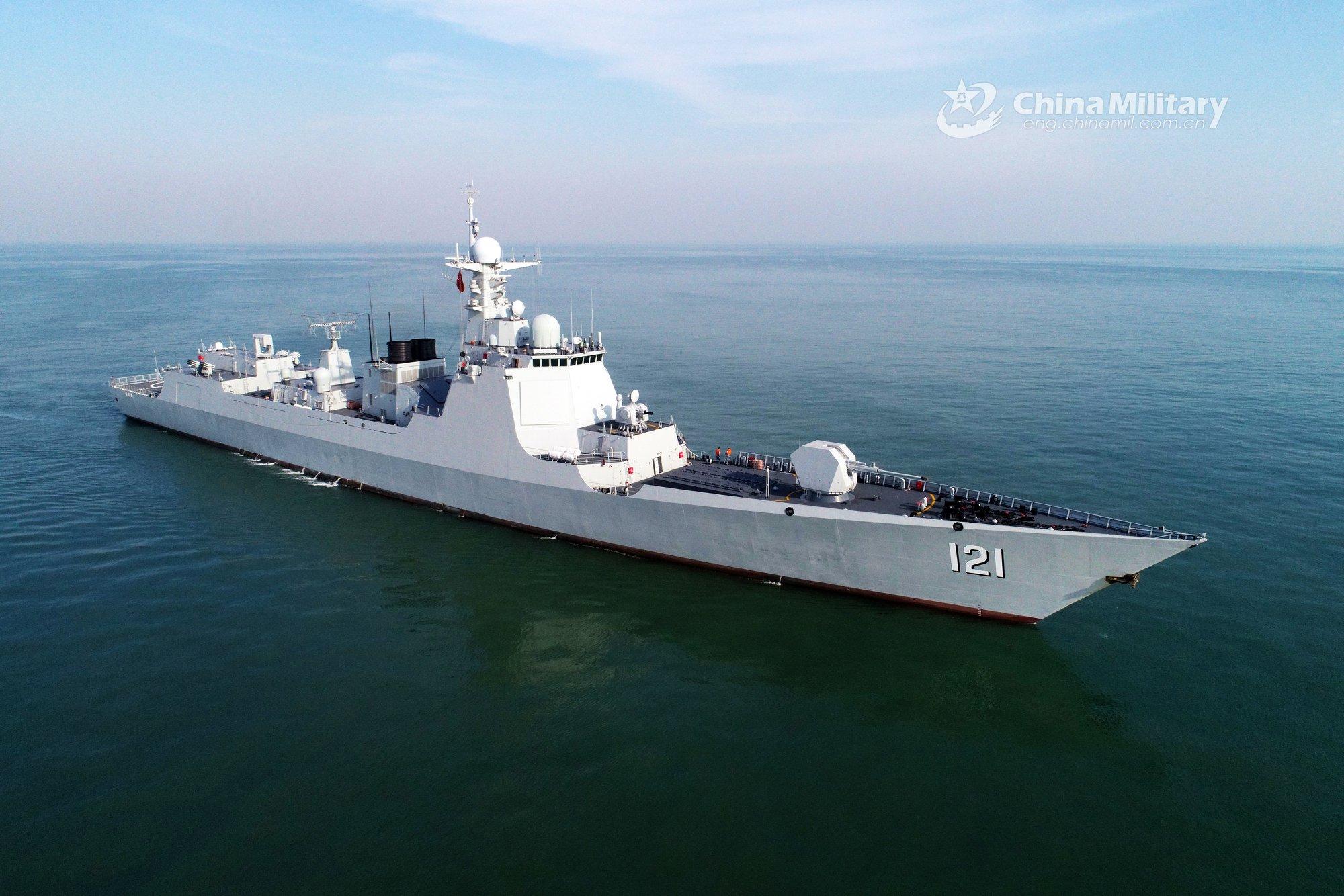 중국해군 52형 구축함