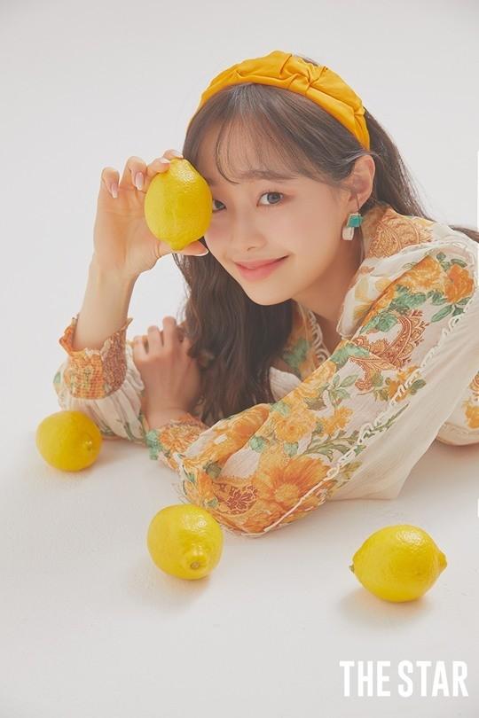 이달의 소녀 희진X츄