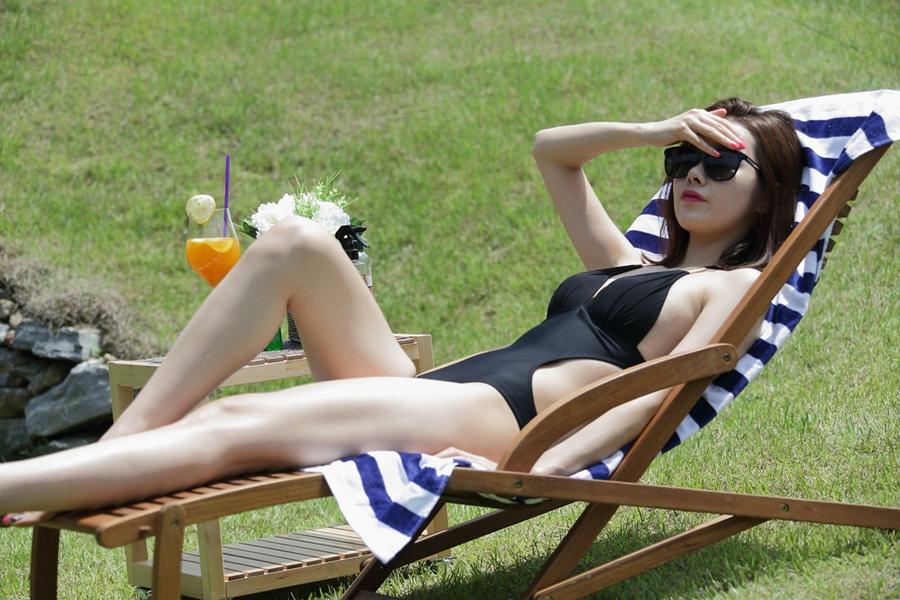 소이현 수영복